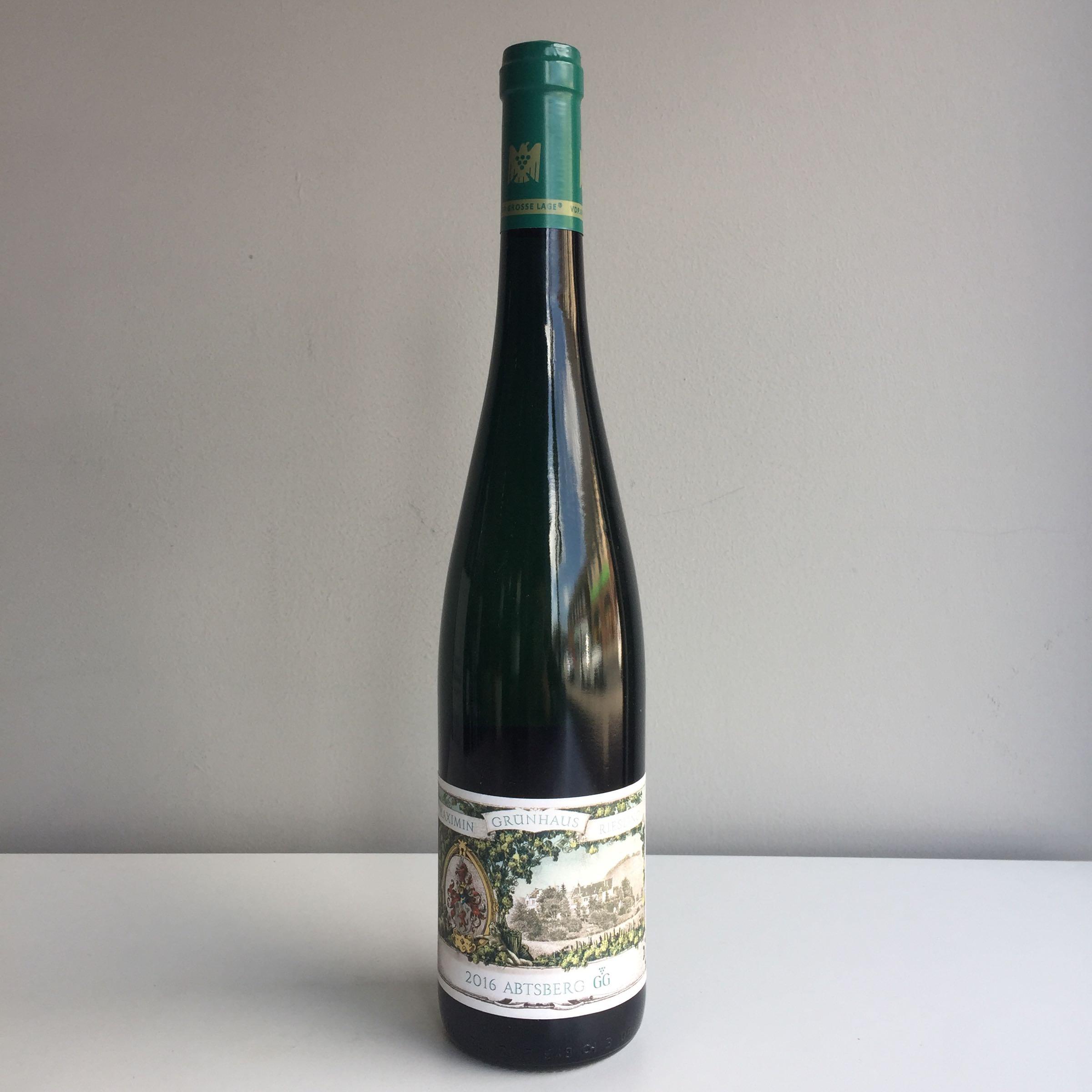Maximin Grunhaus - Riesling - Abtsberg GG