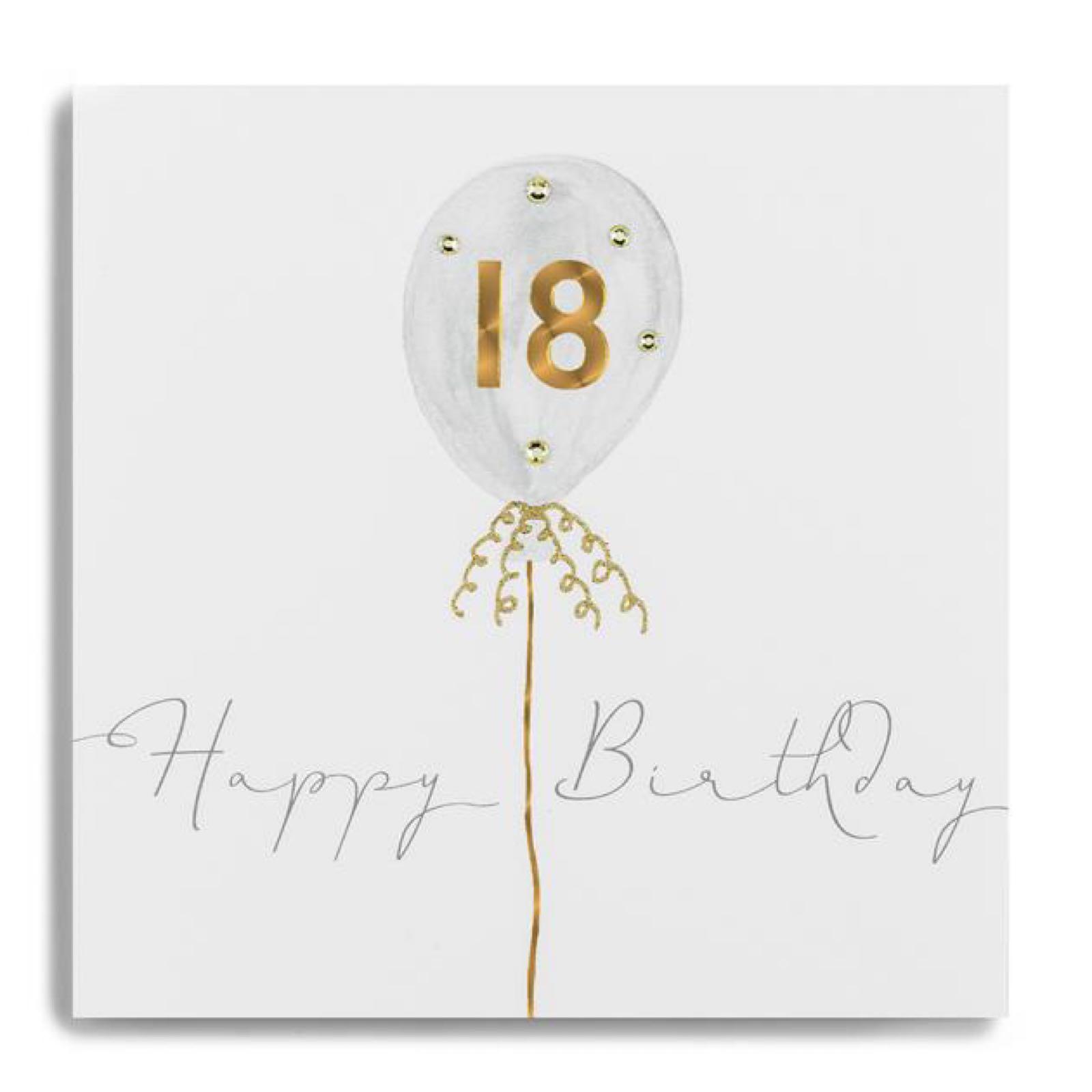 Janie wilson 18 card