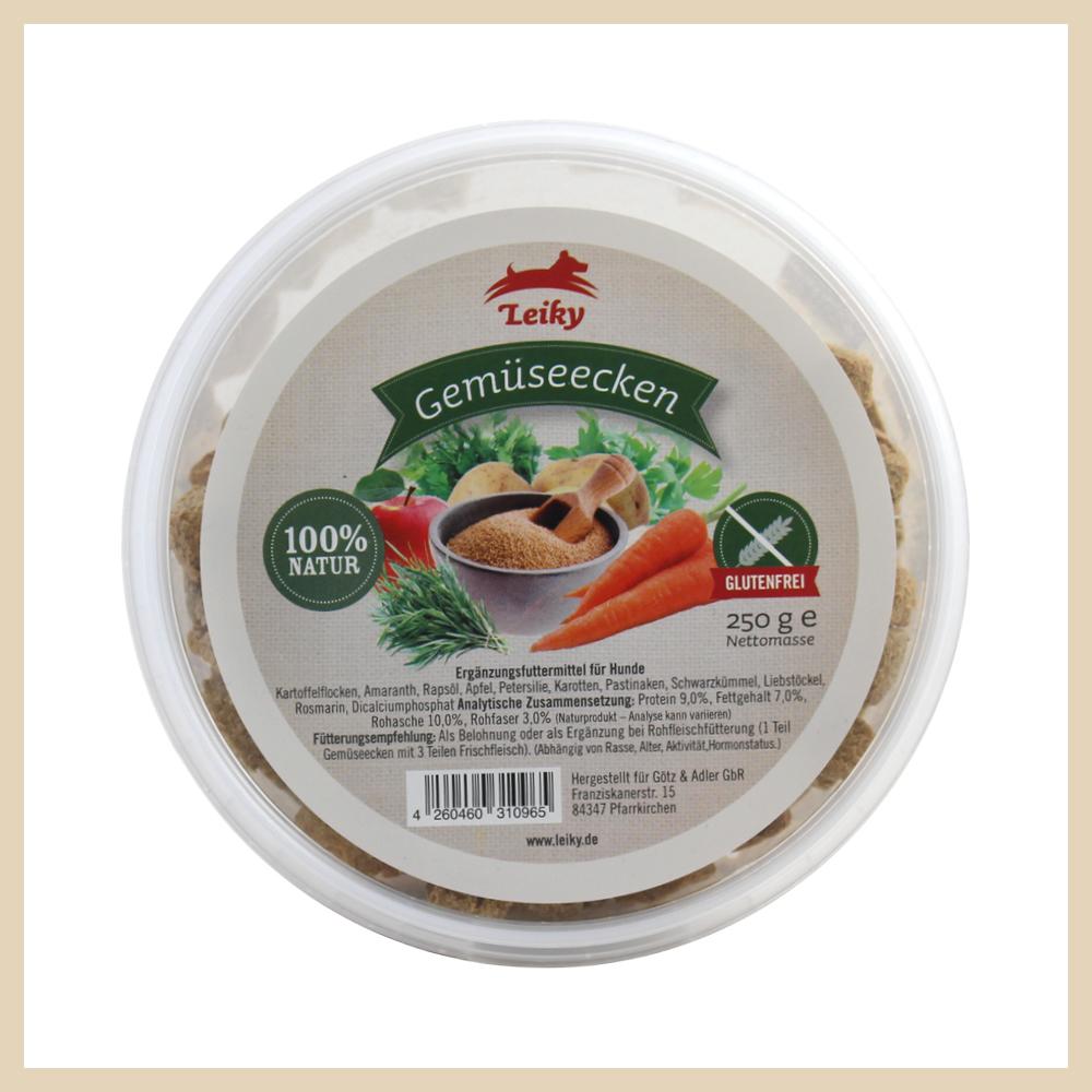 Leiky Gemüseecken