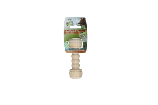 AFP Wild & Nature - Wood Dumbell