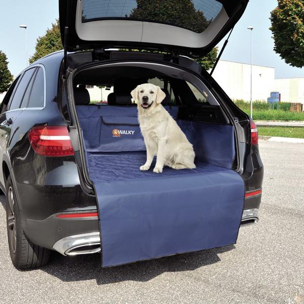 Kofferraum Schutzdecke inkl. Stoßstangenschutz