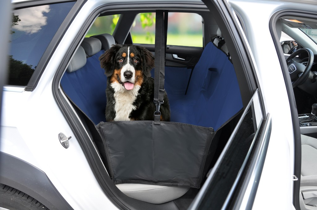 Autoschutzdecke Rückbank mit Seitenteilen