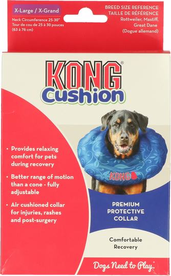 Kong Cushion - Aufblasbare Halskrause