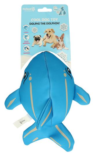 Cool Dog Toy – Delphin - Schwimmspielzeug