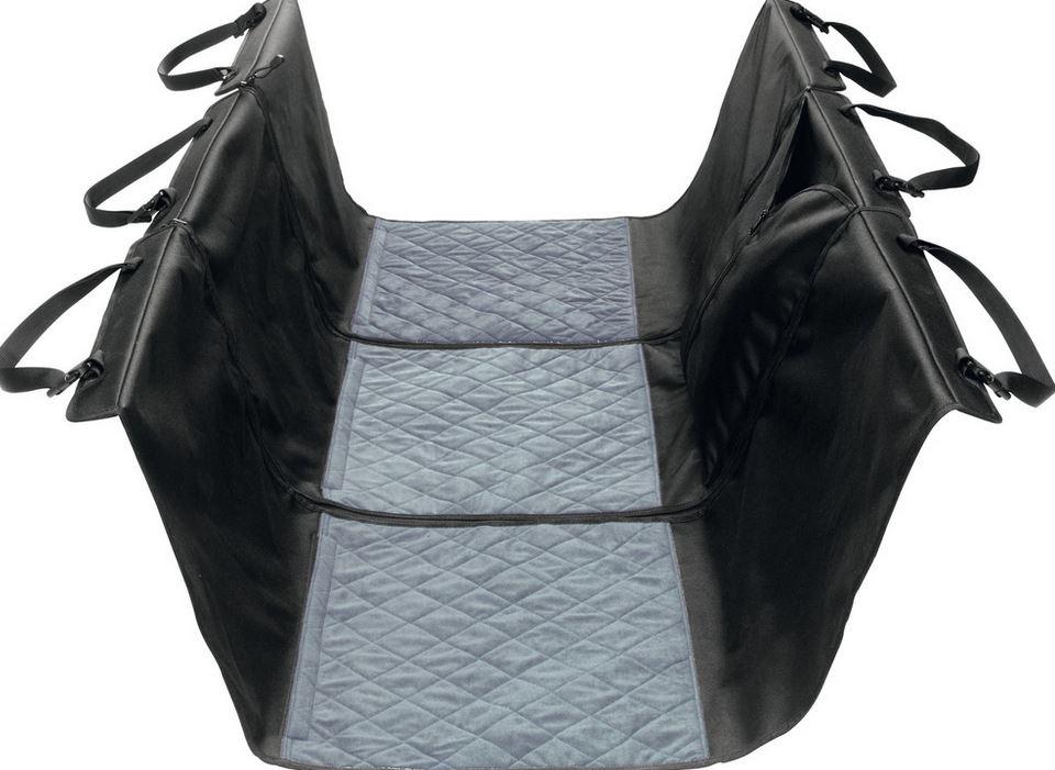Autoschutzdecke HUNTER Comfort - 145 x 145 cm schwarz