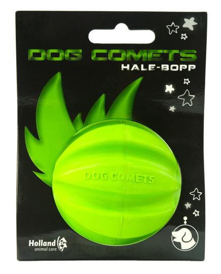 Dog Comets Ball Hale-Bopp Grün