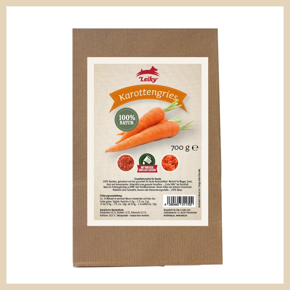 Leiky Karottengries
