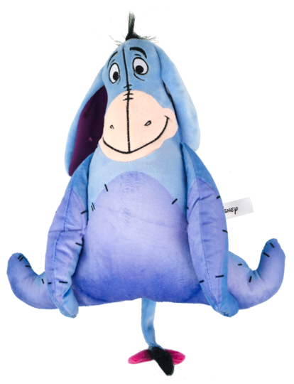 "Disney Plush Dog-Toy ""I-Aah"""