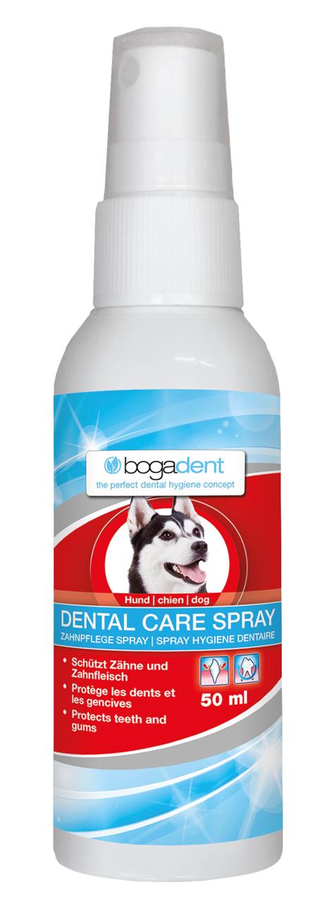 bogadent DENTAL CARE Spray, Hund 50ml