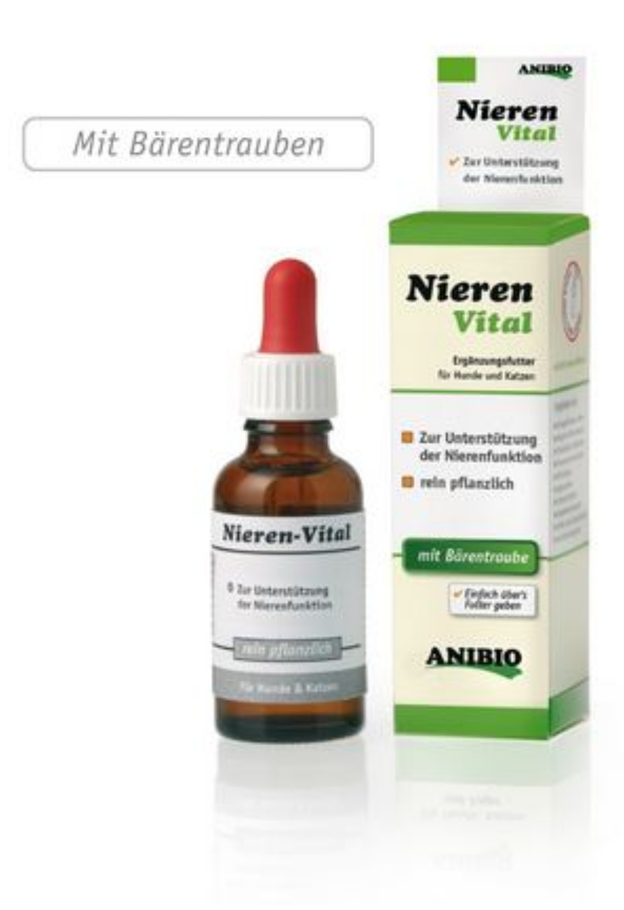 ANIBIO Nieren Vital 30ml