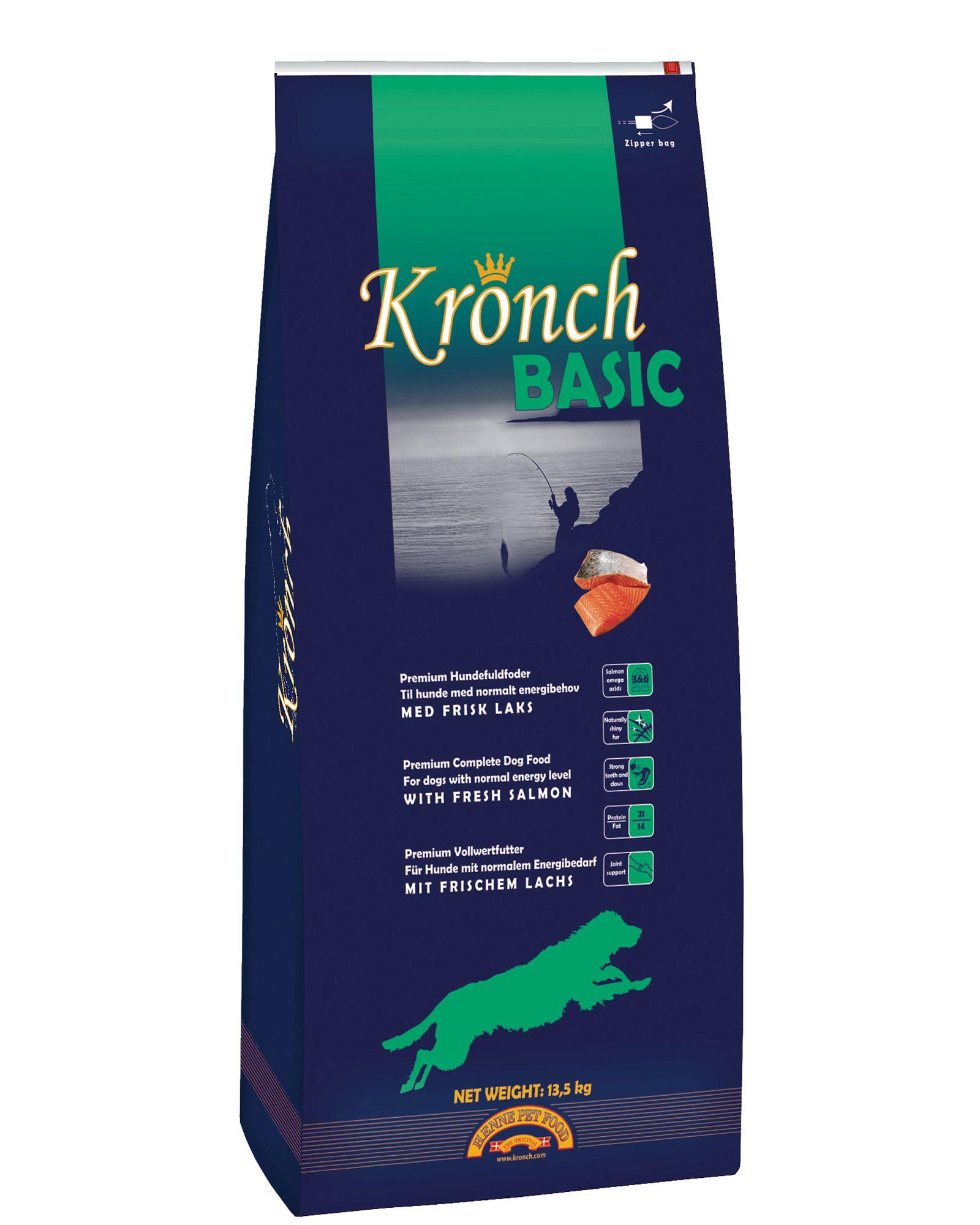 Henne Pet Food Kronch Basic