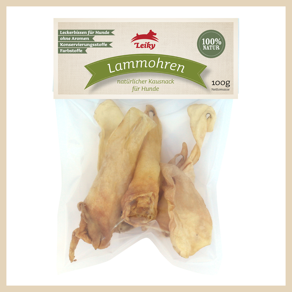 Leiky Lammohren
