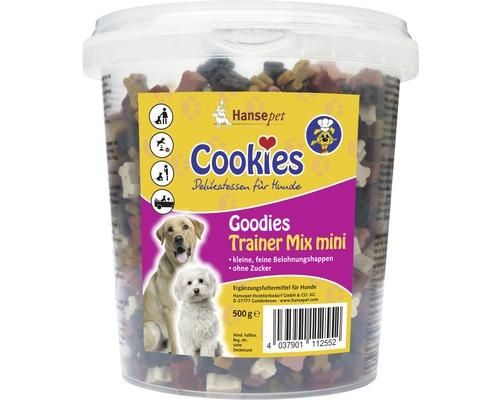 Goodies Trainer Mix mini, Cookies Hansepet