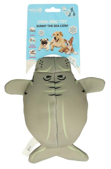 Cool Dog Toy – Sea Lion – Schwimmspielzeug