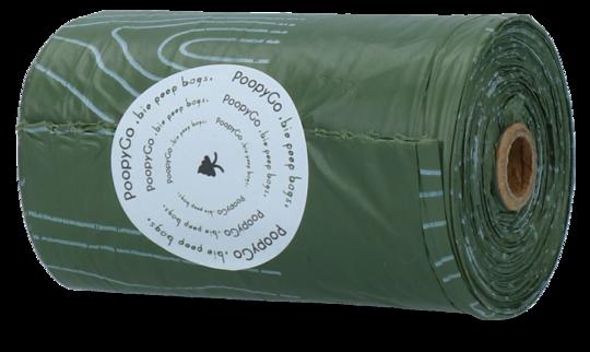 PoopyGo biologisch abbaubare Kotbeutel
