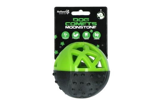 Dog Comets Leckerball Moonstone grün
