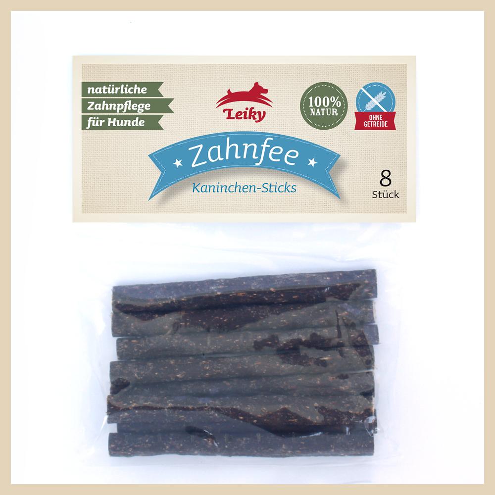 Leiky Zahnfee Kaninchen-Sticks