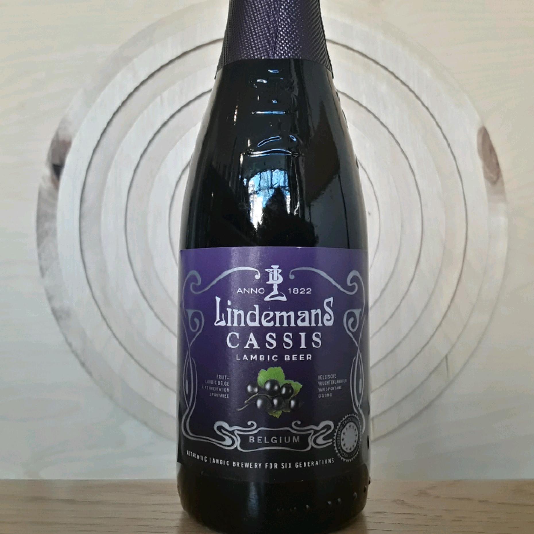 Lindemans | Cassis | Fruit Lambic