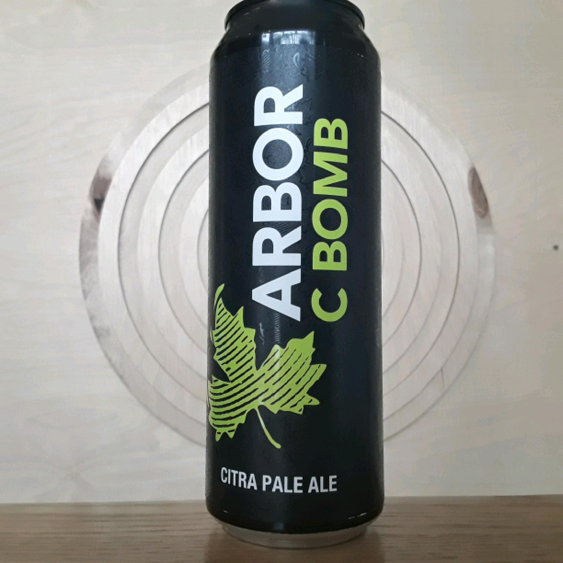 Arbor | C Bomb | Citra Pale Ale