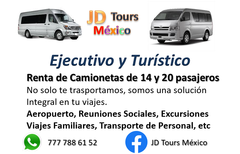 JD Tours Mexico