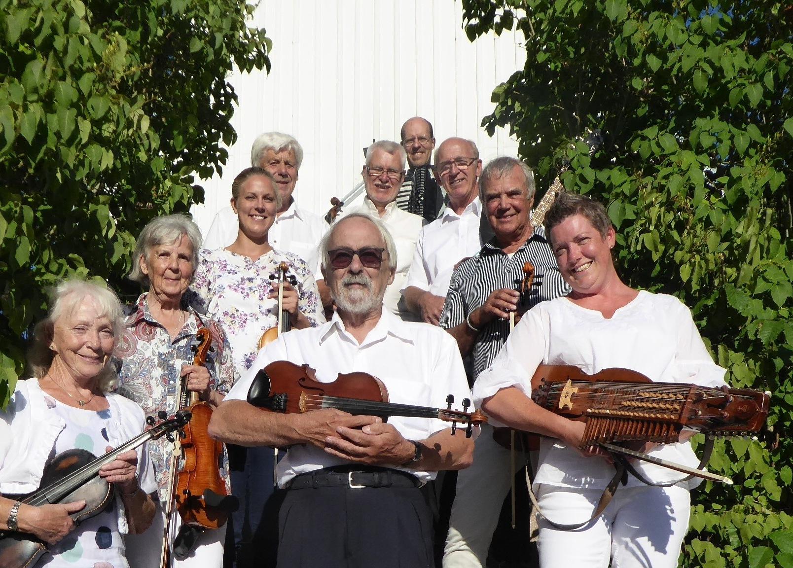 Musikgruppen PlankTon - Konsert i Bärfendals kyrka