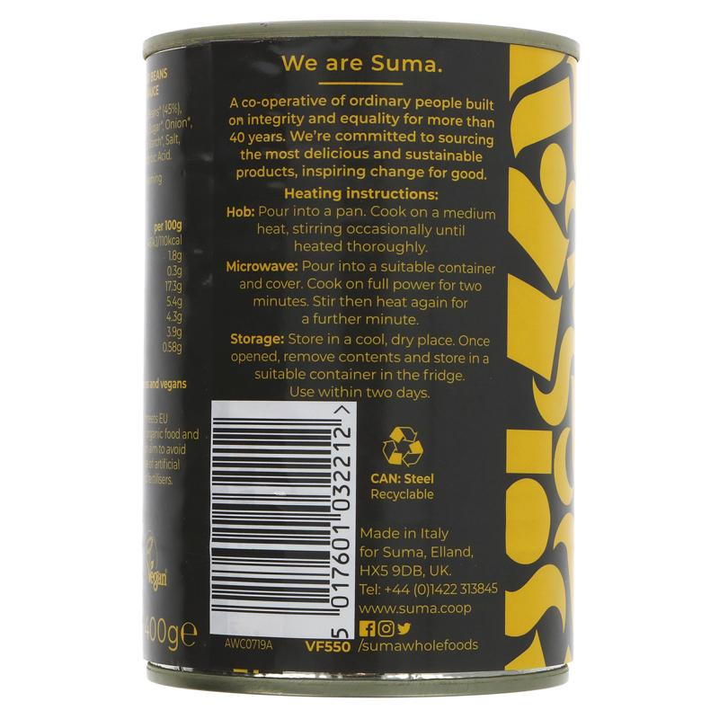 Baked Beans | Organic | Suma