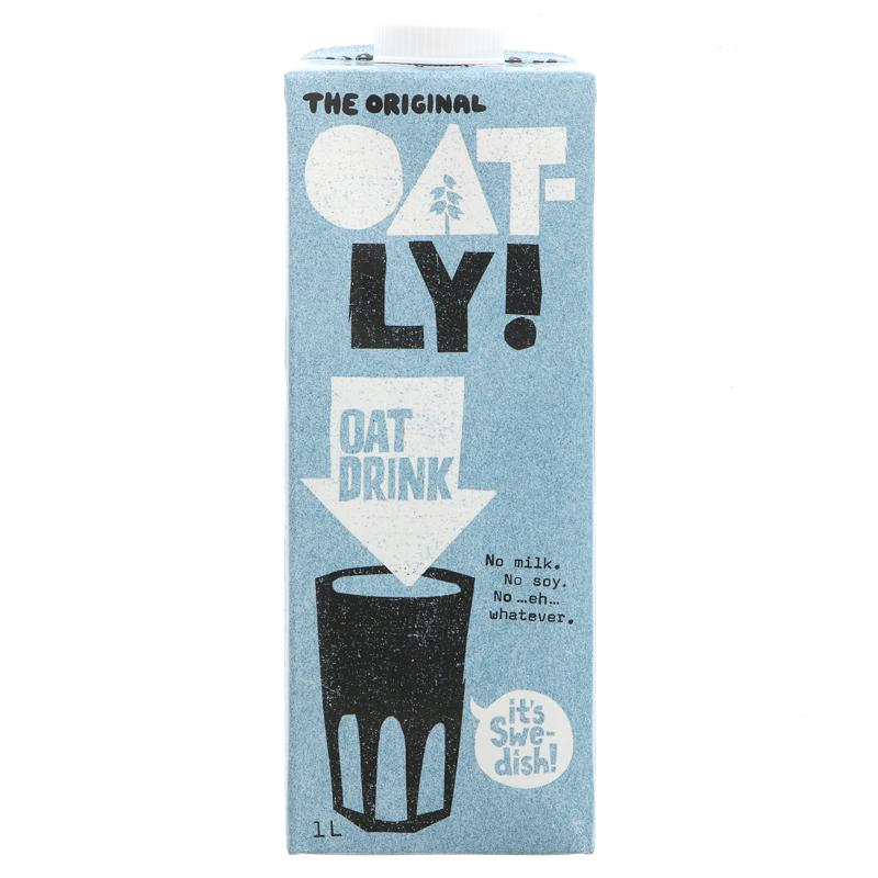 Oatly Drink | Enriched (calcium & vitamins)