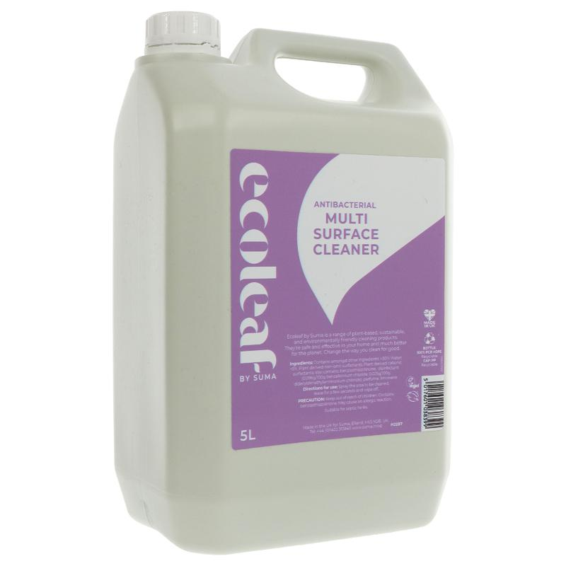Multi Surface Cleaner | EcoLeaf | Bulk Buy 5L