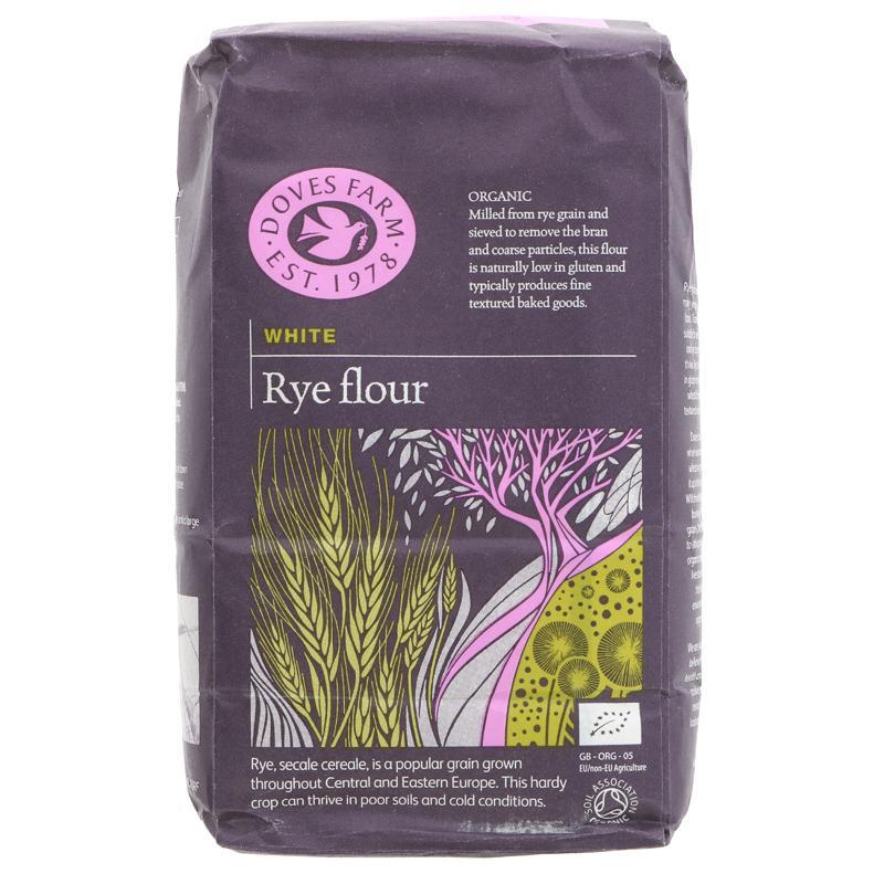 White Rye Flour | Organic | Doves Farm