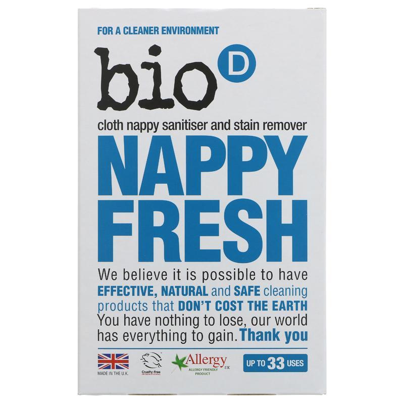 Nappy Fresh | Bio D