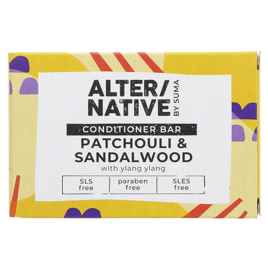 Patchouli & Sandelwood | Conditioner Bar | Alter/native