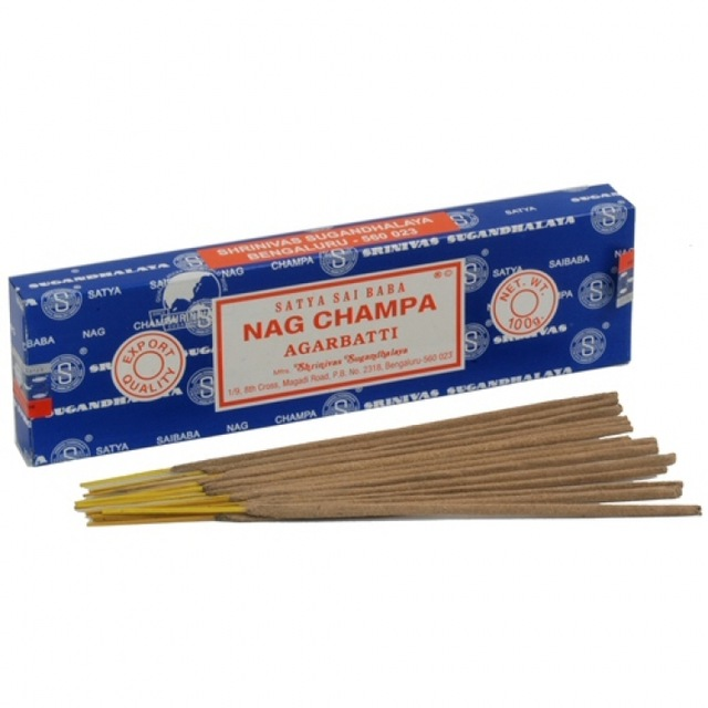 Nag Champa Incense | Siesta Crafts Satya Sai