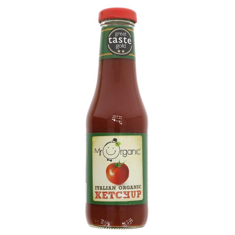 Organic Ketchup   Mr Organic