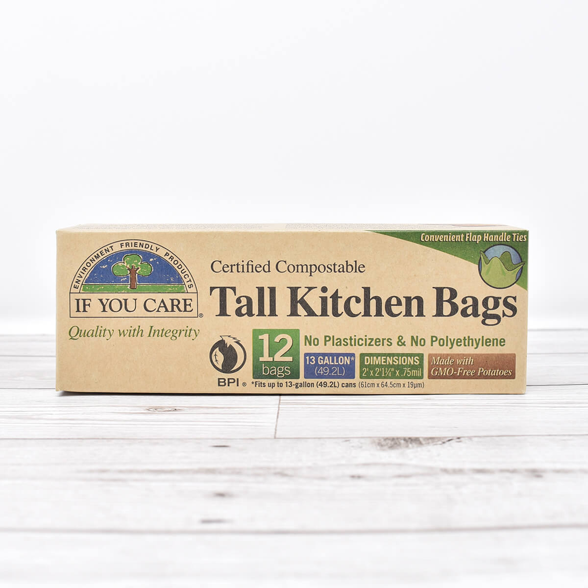 Tall Kitchen Bags | If You Care
