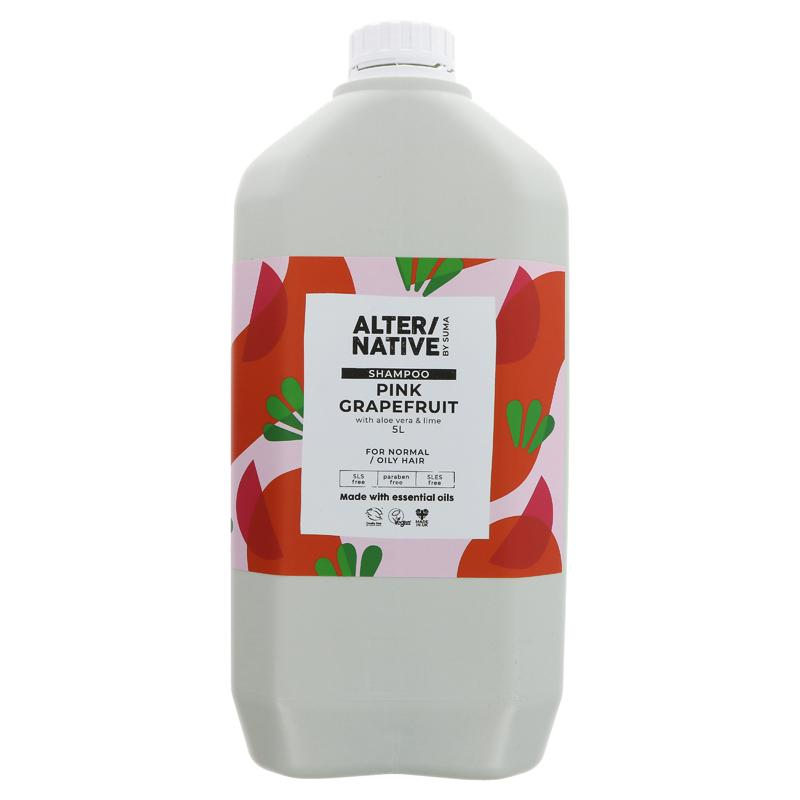 Grapefruit and Aloe | Shampoo | Alternative