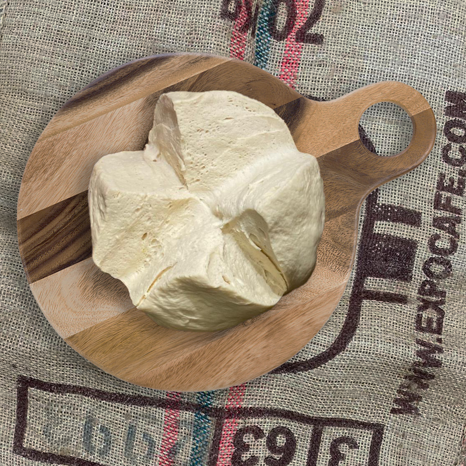 Make Your Own Pizza - Pizza Dough