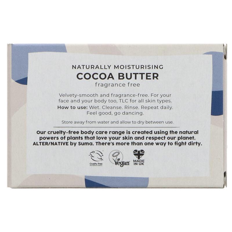 Skincare Facial Soap   Cocoa   Alterantive