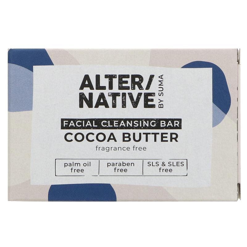 Skincare Facial Soap | Cocoa | Alterantive