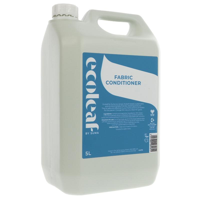 Fabric Conditioner | EcoLeaf | Bulk Buy 5L