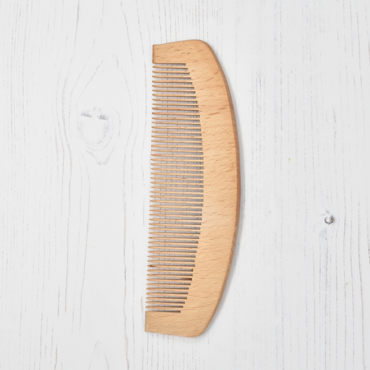 Large Wooden Comb | Rugged Nature
