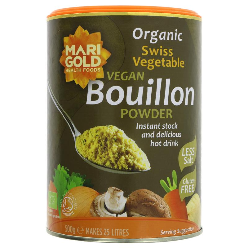 Bouillon Powder | Marigold | 500g