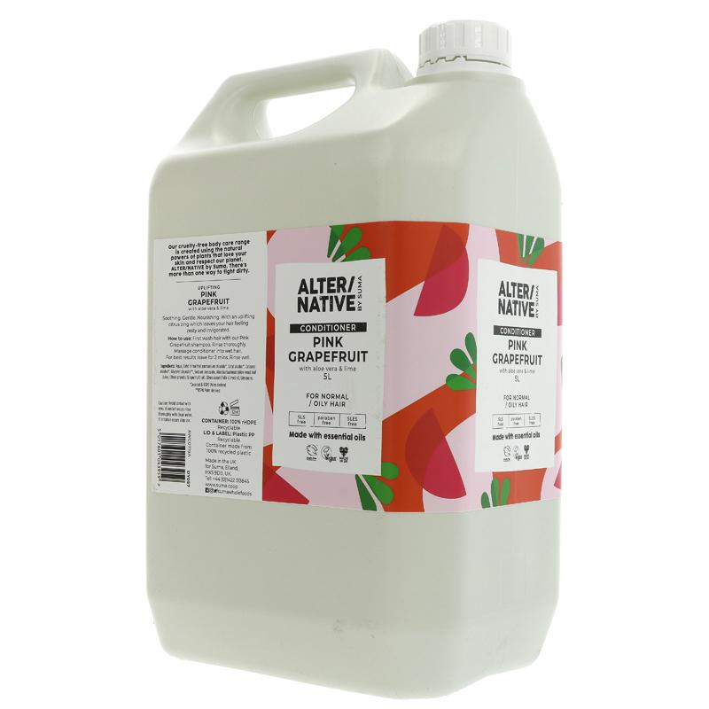 Grapefruit & Aloe Vera | Conditioner | Bulk Buy 5L