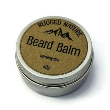 Beard Balm | Lemongrass | Rugged Nature