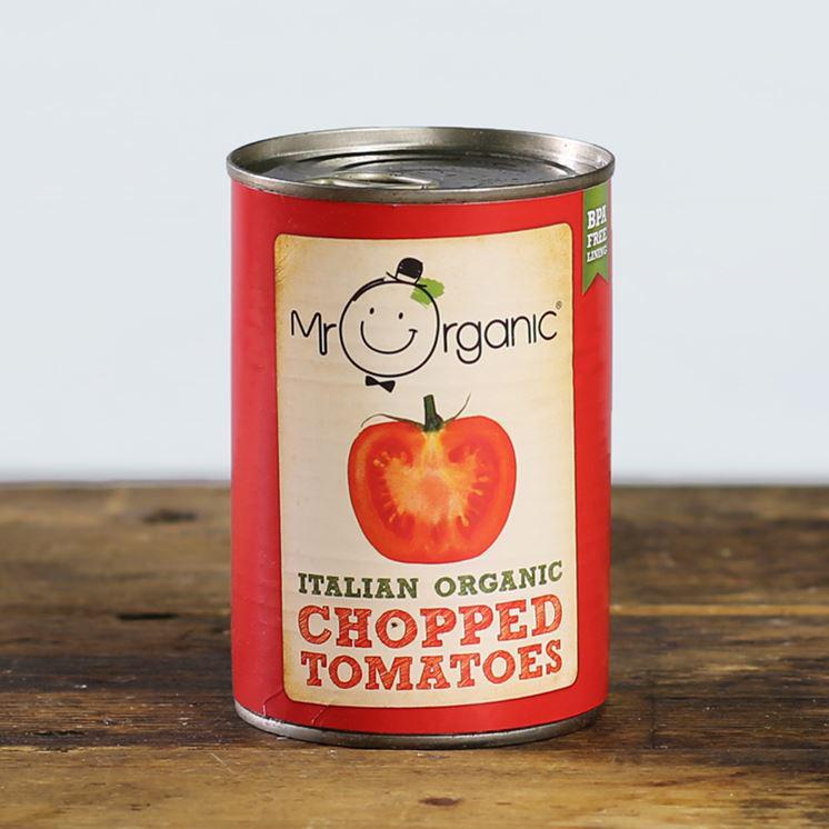 Chopped Tomatoes | Organic | Mr Organic