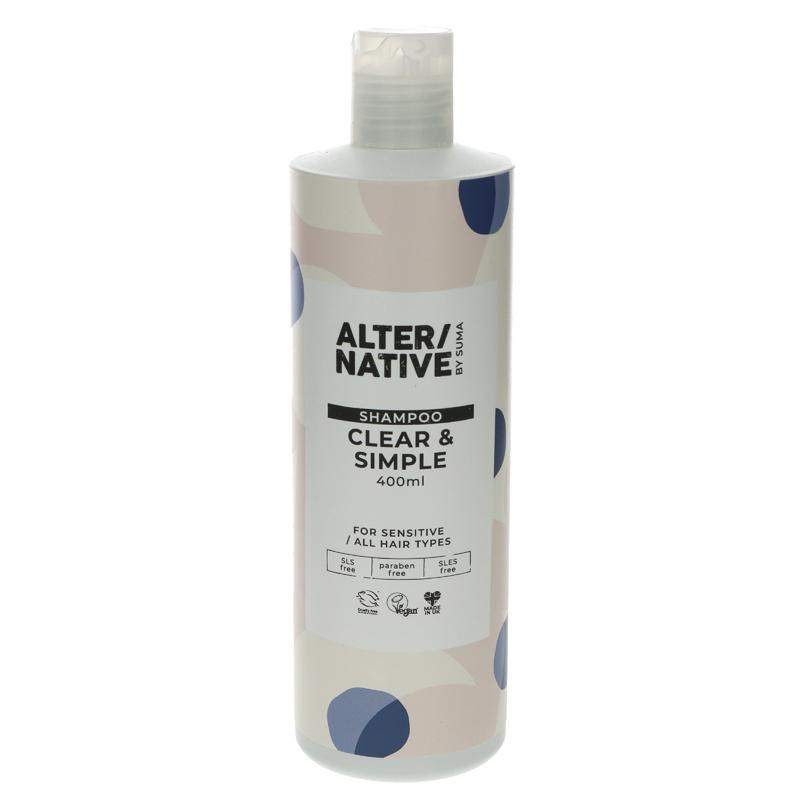 Clear and Simple | Shampoo | Alternative