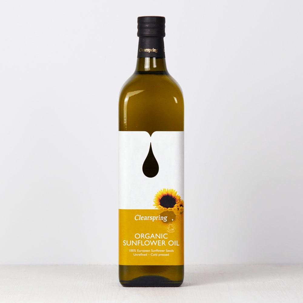 Sunflower Oil | Organic | Clearspring