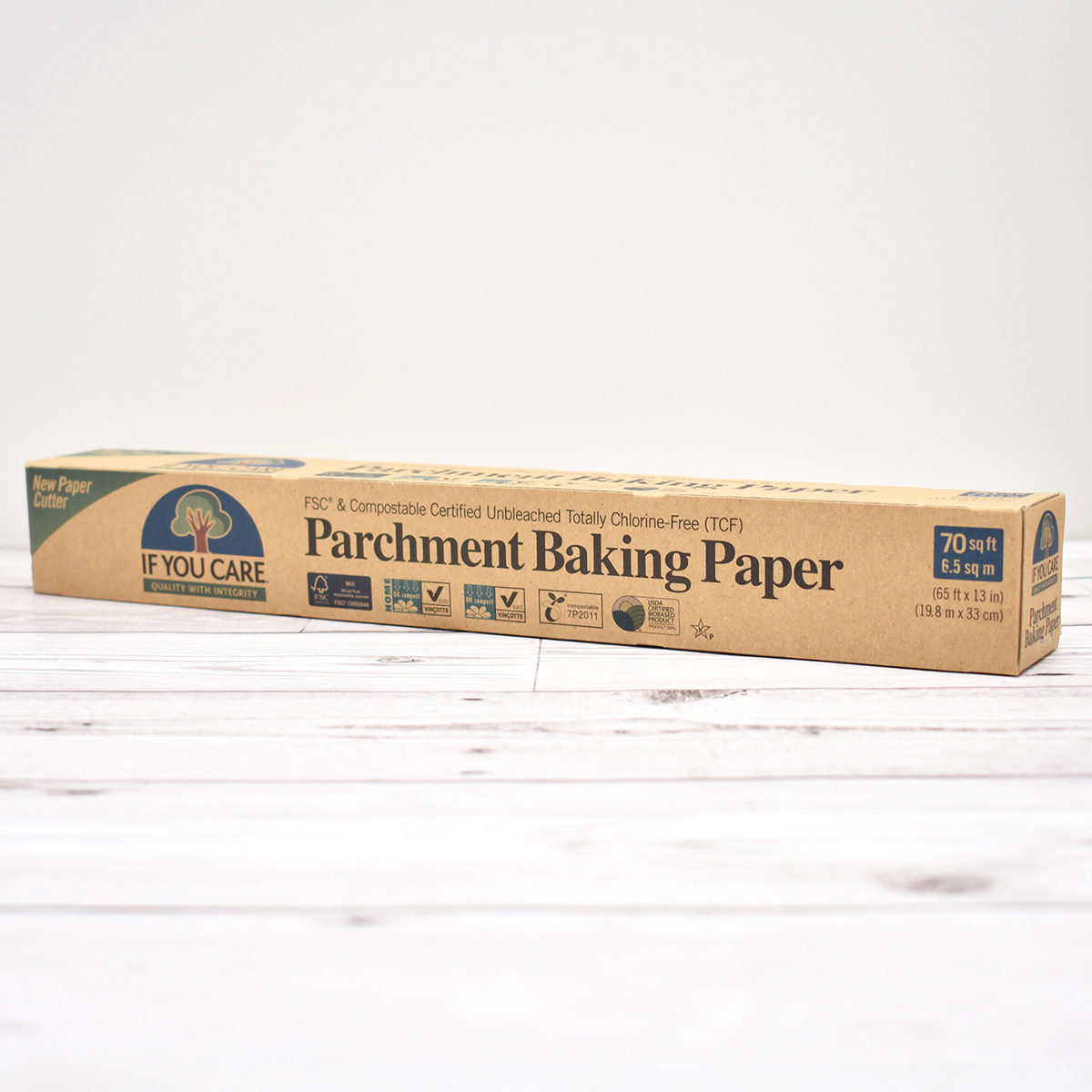 Parchment Paper | Unbleached | If You Care