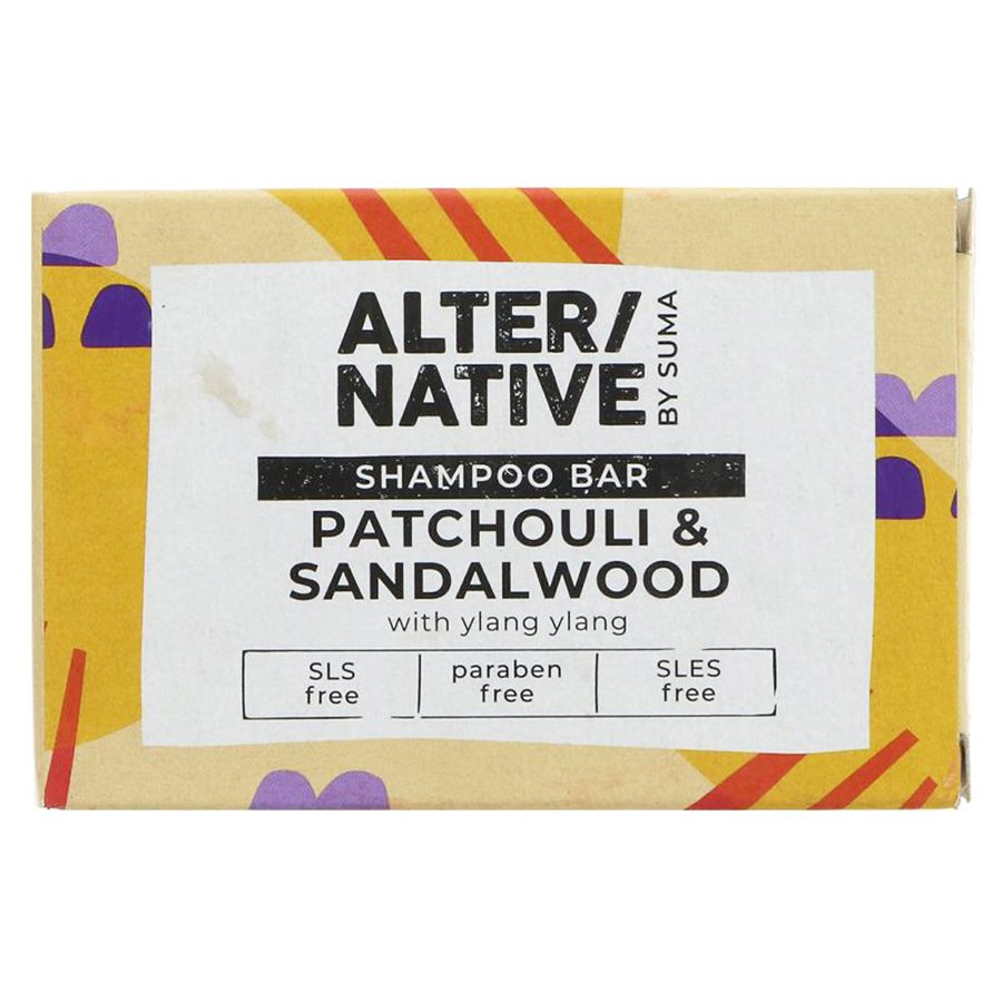 Patchouli & Sandelwood | Shampoo Bar | Alter/native