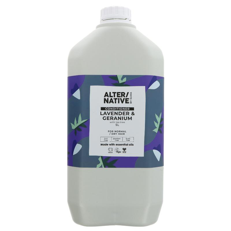 Lavender and Geranium | Conditioner | Alternative