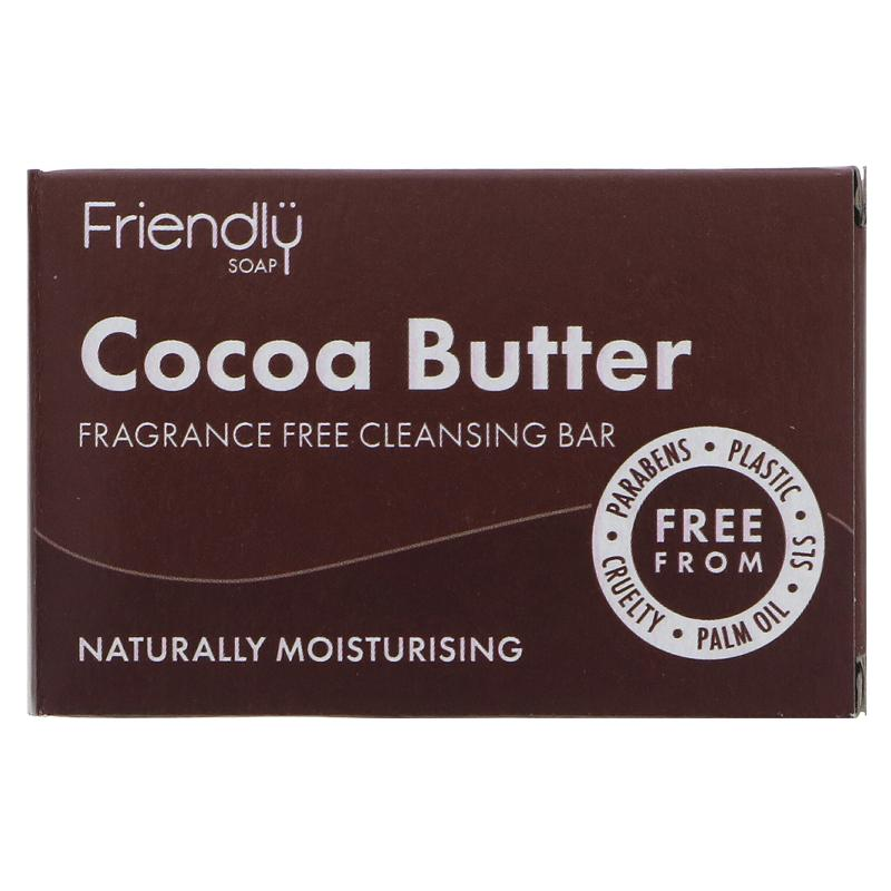 Cocoa Butter Cleansing Bar | Friendly